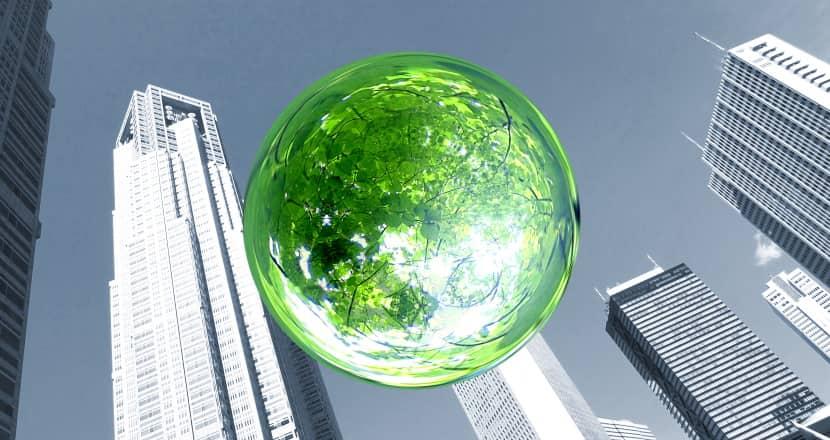 企業の環境対応